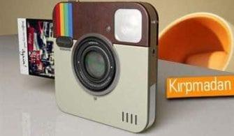 Resimlerinizi boyutlandırmadan instagrama yüklemek ister misiniz