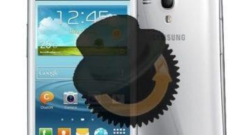 Samsung Galaxy i8190 S3 Mini CWM Recovery – Recovery Mode geçememe sorunu çözümü