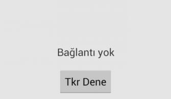 Google Play Store Bağlantı yok hatası çözümü