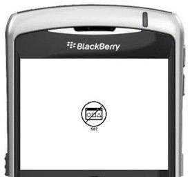 Blackberry error 507 hatası çözümü