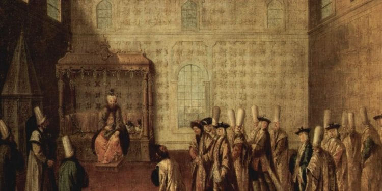 İslam – Osmanlı Hukukunda Devlet Kavramı