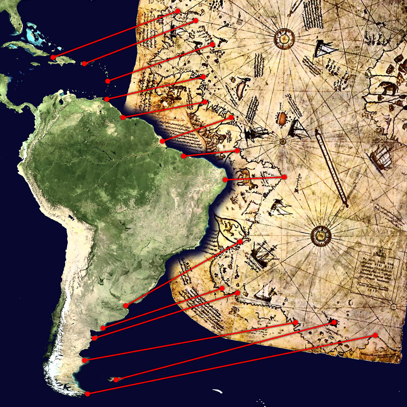 Piri_Reis_haritası