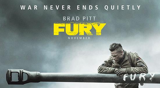 Sinekritik: Fury