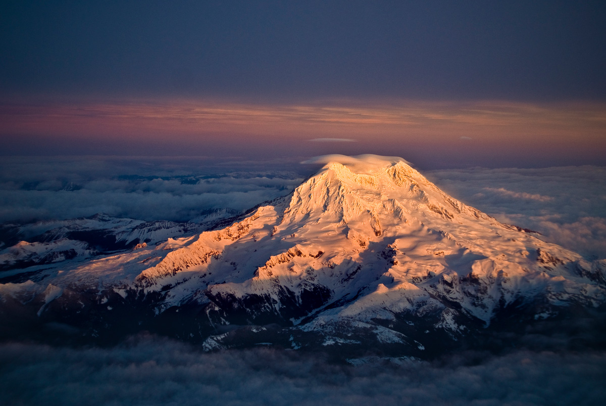 mt-rainier-from-above-at-sunset