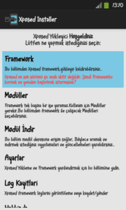 Xposed İnstaller-1