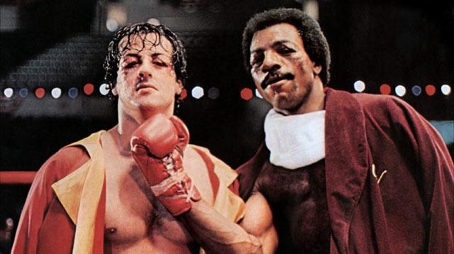 Apollo Creed ve Rocky Balboa