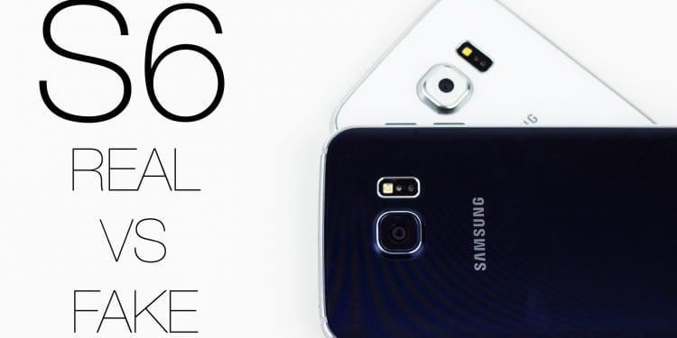 Replika Samsung Galaxy S6 IMEI Değiştirme Kodu