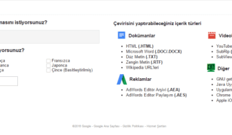 WordPress Po dil dosyasını Türkçe'ye çevirmek