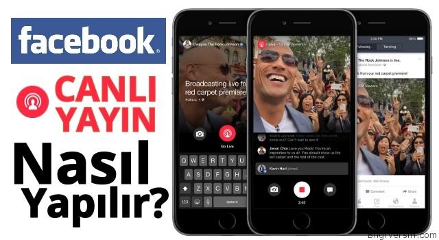facebook-canli-yayin-nasil-yapilir