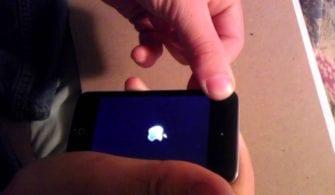 iPhone cihazları kilitleyen video yayılıyor