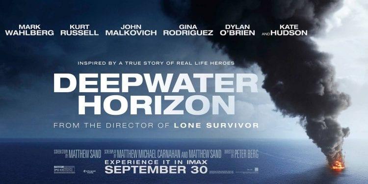 Sinekritik: Büyük Felaket (Deepwater Horizon)