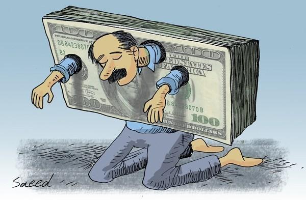 Kapitalizm çökerken dolar rahat durur mu?