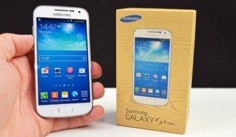 Samsung I9190 Galaxy S4 Mini Format Atma