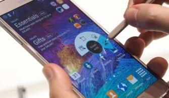 Samsung Galaxy Note 4 açılıp kapanıyor