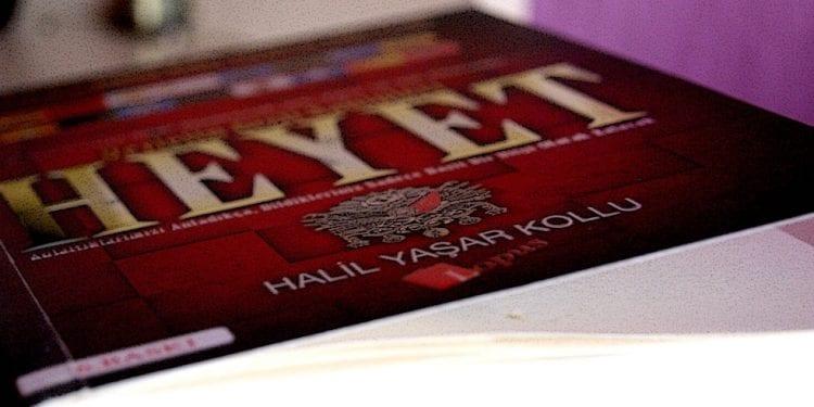 Kitap Yorum: Heyet – Devletin Gizli Sahipleri – 1