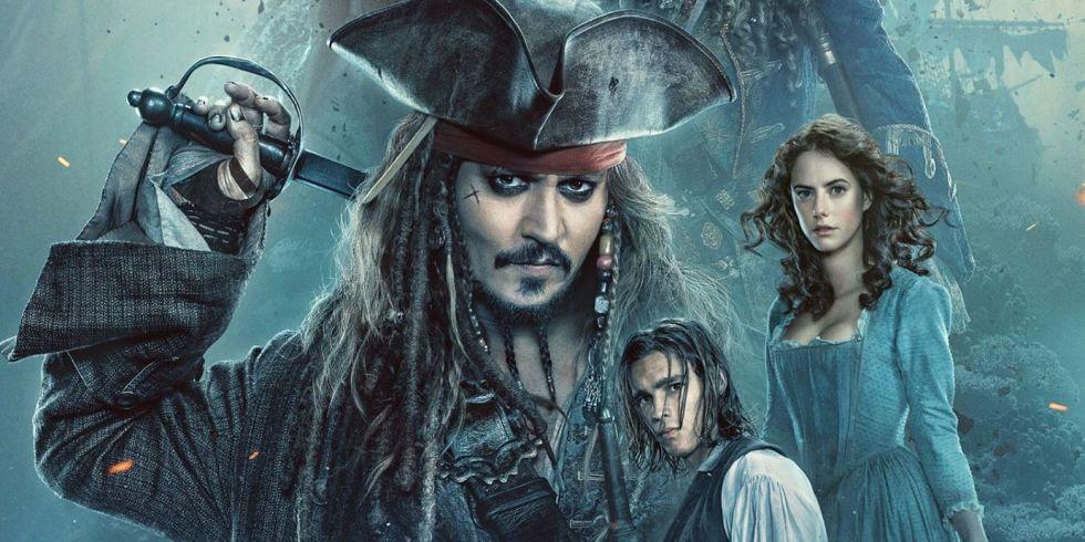 Karayip Korsanları 5 Salazar'ın intikamı'nda ünlü oyuncuya genç isimler eşlik ediyor.