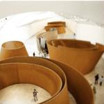 Richard Serra – The Matter Of Time - sunum öncesi edmond ve langdon burada buluştu