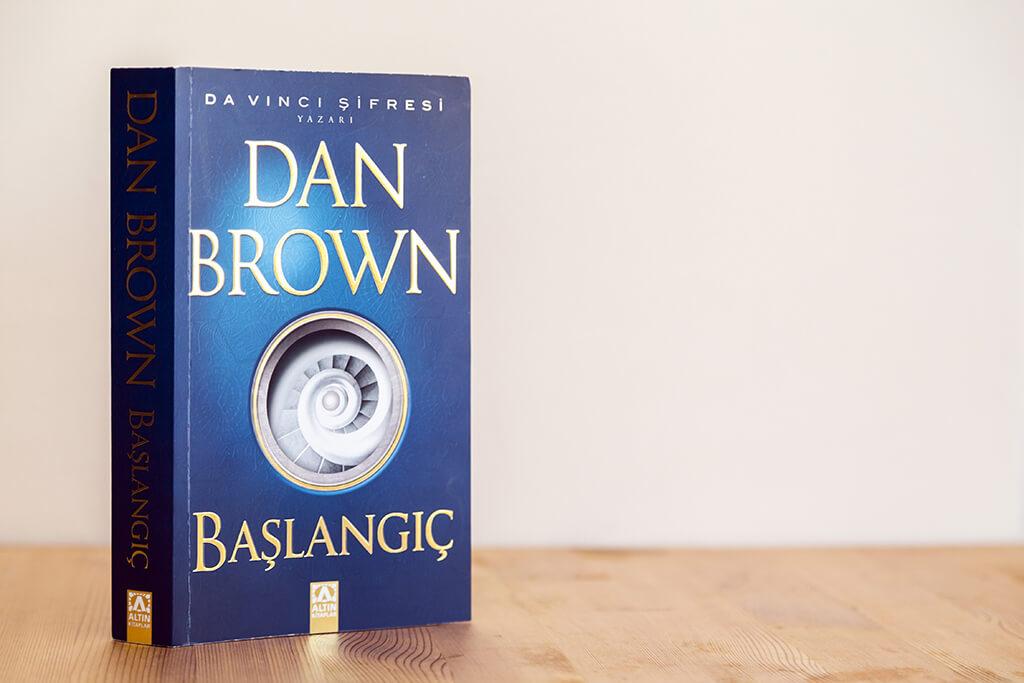 Kitap Hakkında: Başlangıç – Dan Brown