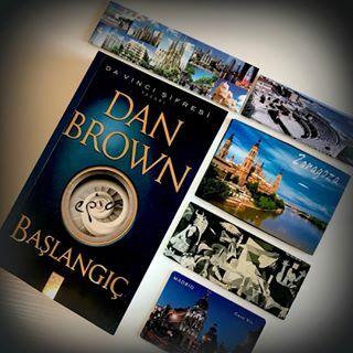 Dan Brown Başlangıç adlı romanında okuyucuya İspanya'nın önemli mekanlarını 'hayallerinde' dolaşma fırsatını veriyor...