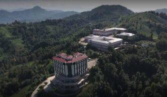 Adalet Bakanlığı Rize Personel Eğitim Merkezi