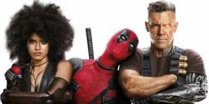 Deadpool 2 çok şanslı bir ekibe sahip!
