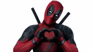 Deadpool 2 yine seyirciye bolca kalp gönderiyor.