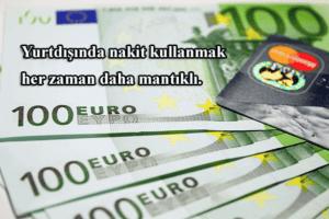 Yurtdışında kredi kartı kullanmak, bazı konularda dikkatli olduğunuzda çok mantıklı.