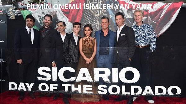 Sinekritik: Sicario – Day of the Soldado