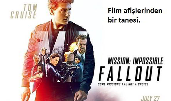 Sinekritik: Mission Impossible – Fallout