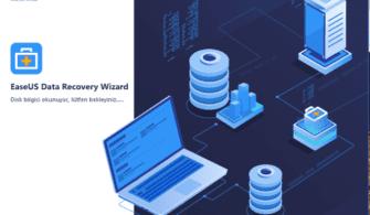Kaybolan dosyaları kurtarmak için EaseUS Data Recovery kullanın