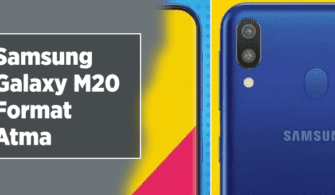 Samsung Galaxy M20 Format Atma – Sıfırlama