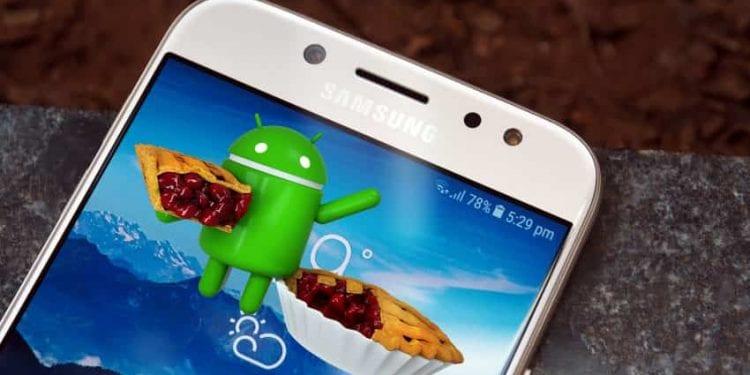 Samsung Galaxy M20 Android Pie Güncellemesi
