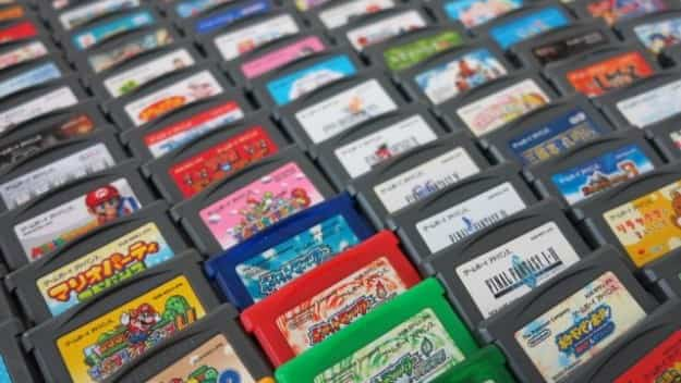 GBA oyunları