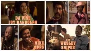 Dolemite Is My Name filmi oyuncularından bazıları