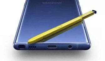 Samsung Galaxy Note 9 Ağda Kayıtlı Değil