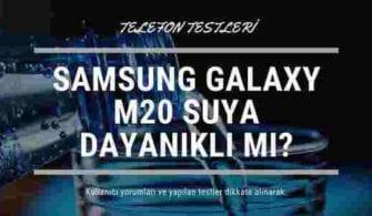 Samsung Galaxy M20 Su