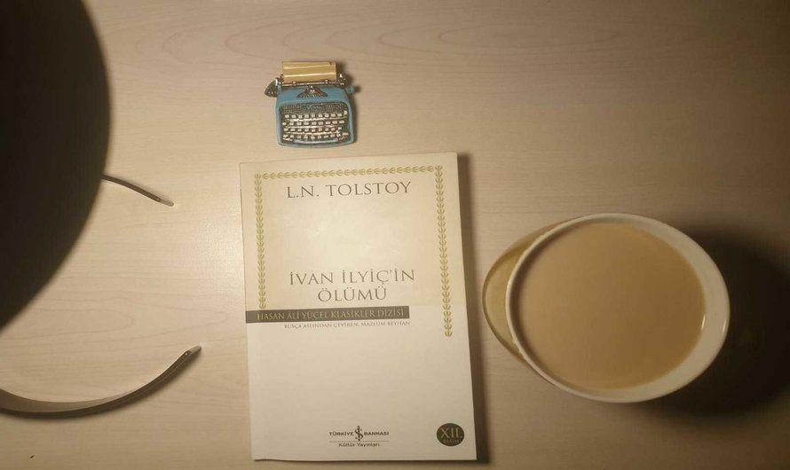 İvan İlyiç'in Ölümü adlı eser kısa bir sürede, bir kahveyi içip bitirene kadar okuyup bitirebileceğiniz bir eser.