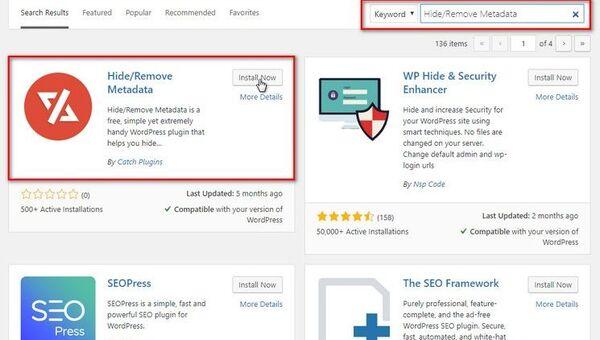 Yazar adını WordPress sitesinde gizlemek için çok kolay bir işlem.
